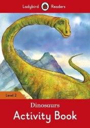 Ladybird Readers 2 Dinosaurs Activity Book / Робочий зошит