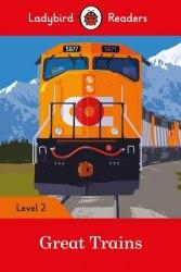 Ladybird Readers 2 Great Trains / Книга для читання