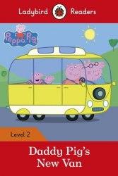 Ladybird Readers 2 Peppa Pig: Daddy Pig's New Van / Книга для читання