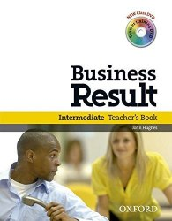 Business Result Intermediate Teacher's Book with Class DVD and Teacher Training DVD / Підручник для вчителя