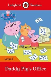 Ladybird Readers 2 Peppa Pig: Daddy Pig's Office / Книга для читання