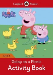 Ladybird Readers 2 Peppa Pig: Going on a Picnic Activity Book / Робочий зошит