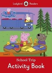 Ladybird Readers 2 Peppa Pig: School Trip Activity Book / Робочий зошит