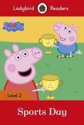 Ladybird Readers 2 Peppa Pig: Sports Day / Книга для читання