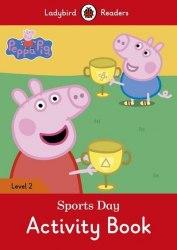 Ladybird Readers 2 Peppa Pig: Sports Day Activity Book / Робочий зошит