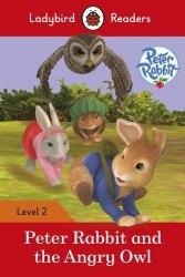 Ladybird Readers 2 Peter Rabbit and the Angry Owl / Книга для читання