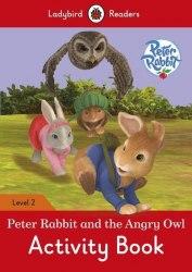 Ladybird Readers 2 Peter Rabbit and the Angry Owl Activity Book / Робочий зошит
