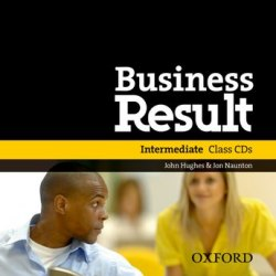 Business Result Intermediate Class CDs / Аудіо диск