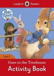 Ladybird Readers 2 Peter Rabbit: Goes to the Treehouse Activity Book / Робочий зошит