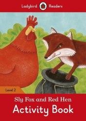 Ladybird Readers 2 Sly Fox and Red Hen Activity Book / Робочий зошит