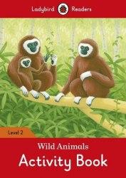 Ladybird Readers 2 Wild Animals Activity Book / Робочий зошит