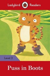 Ladybird Readers 3 Puss in Boots / Книга для читання