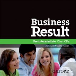 Business Result Pre-Intermediate Class CDs / Аудіо диск