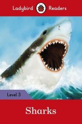 Ladybird Readers 3 Sharks / Книга для читання