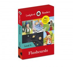 Ladybird Readers 4 Flashcards / Flash-картки