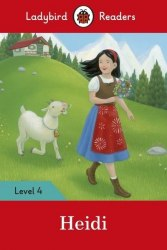 Ladybird Readers 4 Heidi / Книга для читання