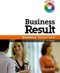 Business Result Elementary Teacher's Book with Class DVD and Teacher Training DVD / Підручник для вчителя