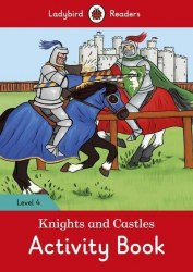 Ladybird Readers 4 Knights and Castles Activity Book / Робочий зошит