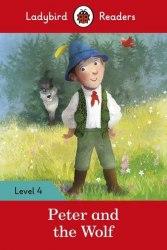Ladybird Readers 4 Peter and the Wolf / Книга для читання