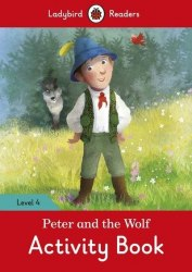 Ladybird Readers 4 Peter and the Wolf Activity Book / Робочий зошит