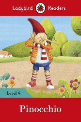 Ladybird Readers 4 Pinocchio / Книга для читання