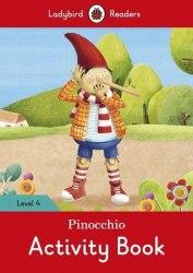 Ladybird Readers 4 Pinocchio Activity Book / Робочий зошит