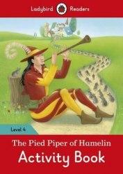 Ladybird Readers 4 The Pied Piper Activity Book / Робочий зошит