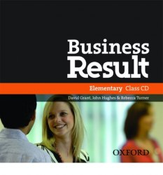 Business Result Elementary Class CDs / Аудіо диск
