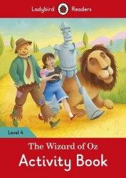 Ladybird Readers 4 The Wizard of Oz Activity Book / Робочий зошит