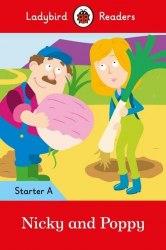 Ladybird Readers Starter A Nicky and Poppy / Книга для читання