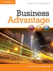 Business Advantage Advanced Class Audio CDs Cambridge University Press