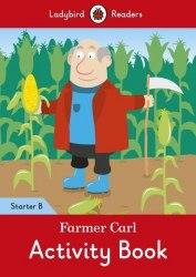 Ladybird Readers Starter B Farmer Carl Activity Book / Робочий зошит