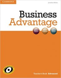 Business Advantage Advanced Teacher's Book Cambridge University Press