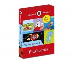 Ladybird Readers Starter Flashcards / Flash-картки