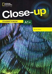 Close-Up (2nd Edition) A1+ Student's Book with Online Student's Zone / Підручник для учня