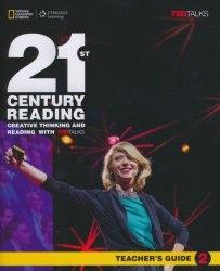TED Talks: 21st Century Creative Thinking and Reading 2 Teacher's Guide / Підручник для вчителя
