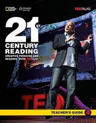 TED Talks: 21st Century Creative Thinking and Reading 4 Teacher's Guide / Підручник для вчителя