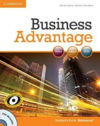Business Advantage Advanced Student's Book with DVD Cambridge University Press