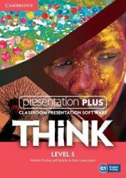 Think 5 Presentation Plus DVD-ROM