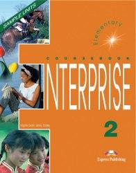 Enterprise 2 Coursebook / Підручник для учня