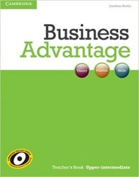 Business Advantage Upper-Intermediate Teacher's Book / Підручник для вчителя