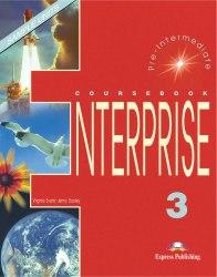 Enterprise 3 Coursebook / Підручник для учня