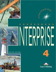 Enterprise 4 Coursebook / Підручник для учня
