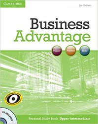 Business Advantage Upper-Intermediate Personal Study Book with Audio CD / Робочий зошит