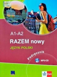 Razem nowy A1-A2 Podrecznik + Mp3-CD / Підручник для учня