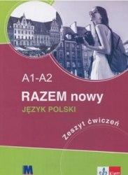 Razem nowy A1-A2 Zeszyt cwiczen / Робочий зошит