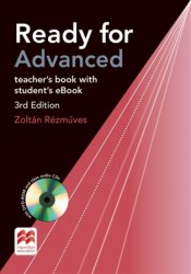 Ready for Advanced 3rd Edition Teacher's Book with eBook Pack / Підручник для вчителя