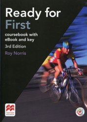 Ready for First 3rd Edition Coursebook with key and eBook Pack / Підручник для учня
