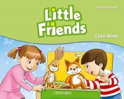 Little Friends Class Book / Підручник для учня