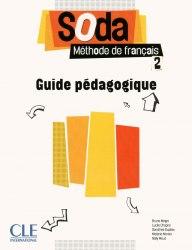 Soda 2 Guide pédagogique / Підручник для вчителя